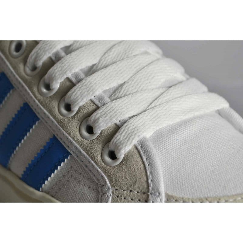 Adidas Originals Nizza Lo White solar  0457554f4