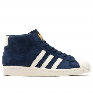 Pro Model Vintage - Navy/White