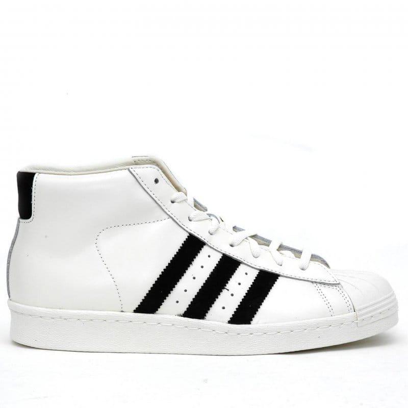 magasin d'usine db881 96baa adidas originals Pro Model Vintage - White/Black