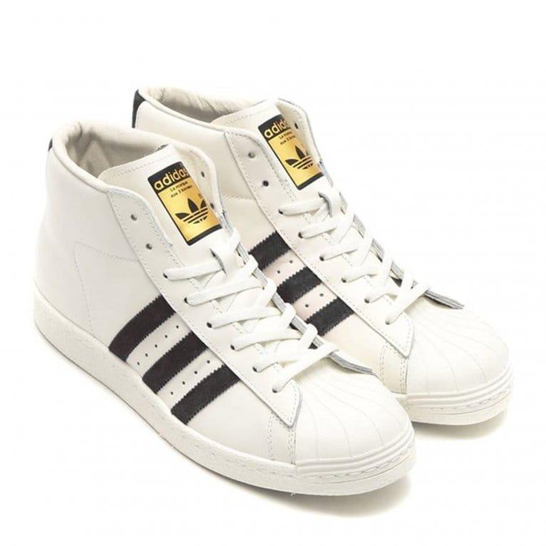 Adidas Originals Pro Model Vintage - White/Black