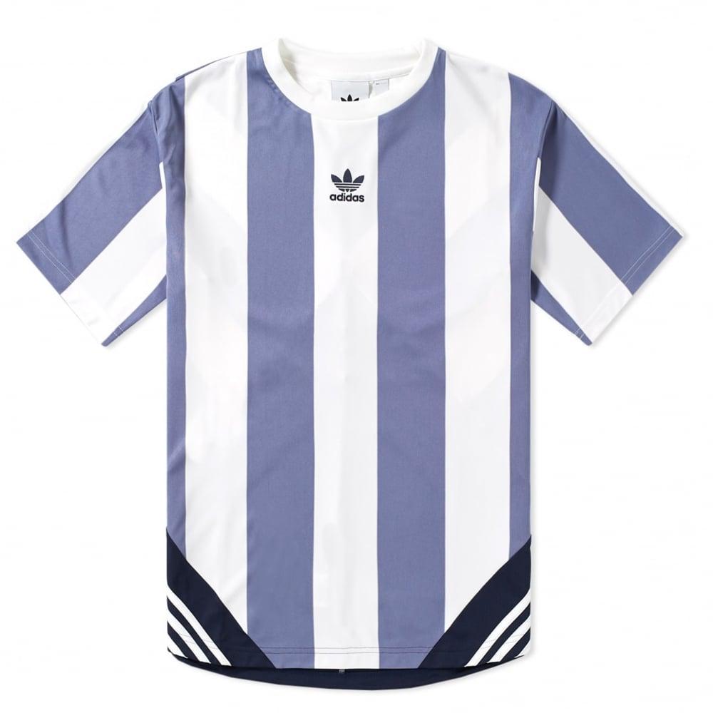 Rival Goalie Shirt Indigowhiteink Originals Adidas T nOkw0P8X