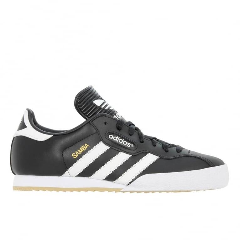 Adidas Originals Samba Super Black/White