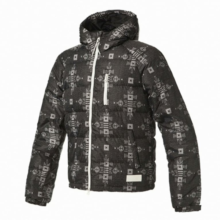 Adidas Originals Short Down Jacket - Black