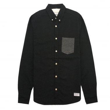 Smart Shirt - Black/White