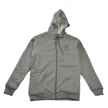 SPO FZ Sherpa L Hood - Black