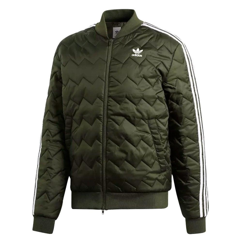 Adidas Originals Quilt.Adidas Originals Sst Quilted Jacket