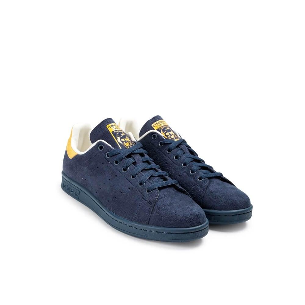 Adidas Originals Stan Smith in Collegiate Navy  38a8699fd
