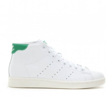 Stan Smith Mid - White/Green