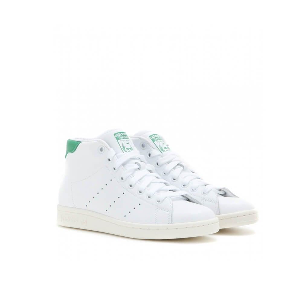 Stan Smith Adidas White Green