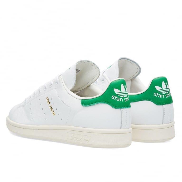 Adidas Originals Stan Smith - White Green