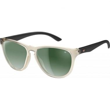 Sunglasses San Diego Yellow Transparent