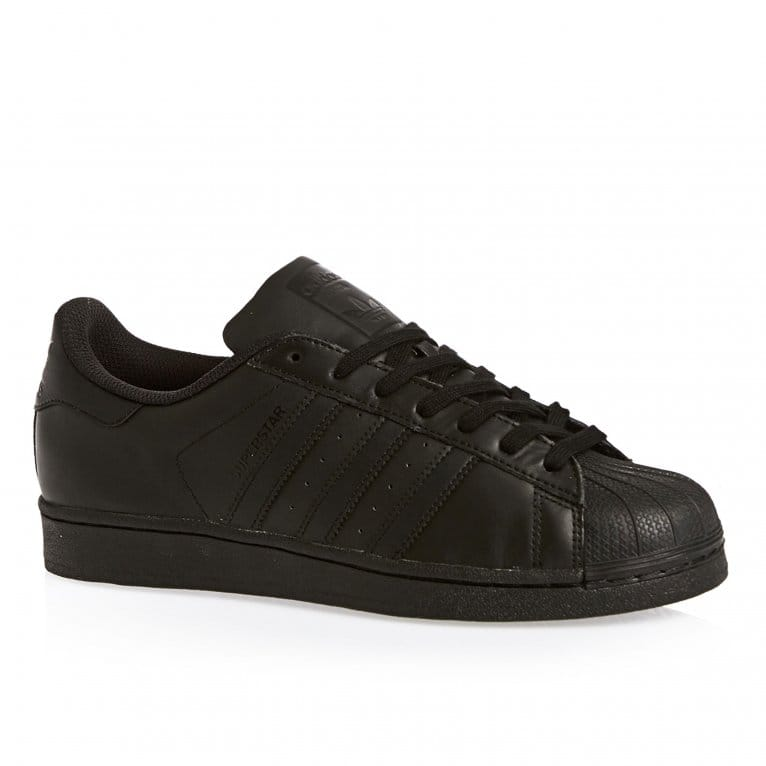 Adidas Originals Superstar 2 - Black/Black