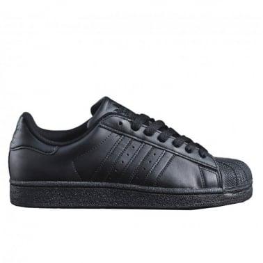 Superstar 2 - Black/Black
