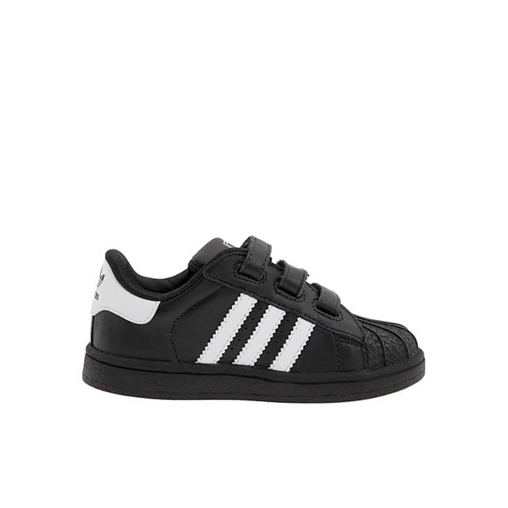 Adidas Originals Superstar 2 Infants Black Natterjacks