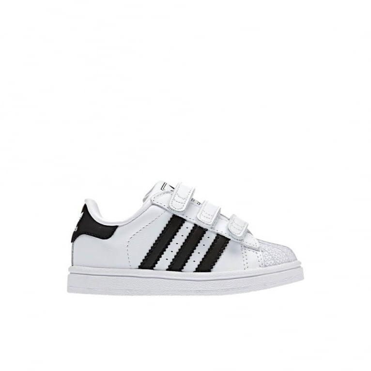 Adidas Originals Superstar 2 Infants White/Black