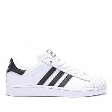 Superstar 2 White/Black