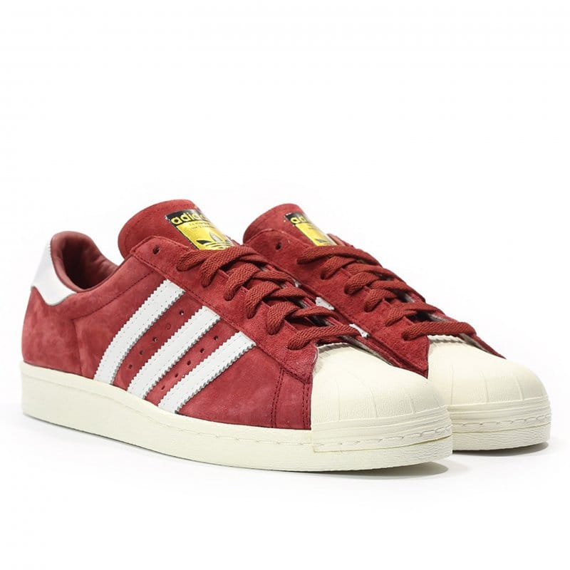 best sneakers 33b3c e0e17 adidas superstar 80s deluxe suede