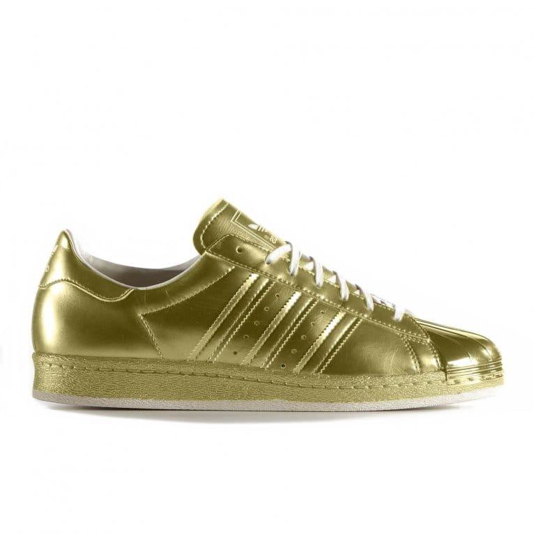 "Adidas Originals Superstar 80s Metallic ""Precious Metals"" Pack"
