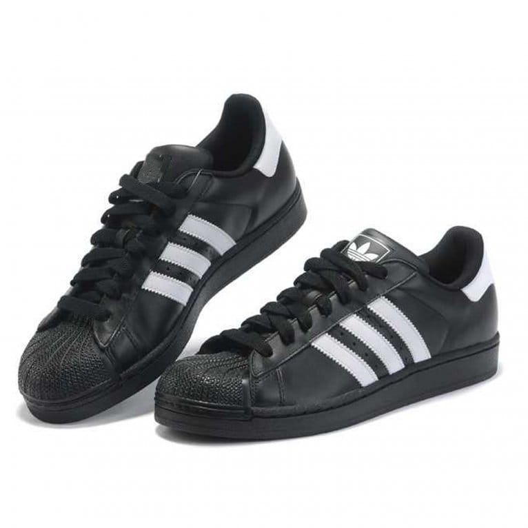 Adidas Originals Superstar - Black/White