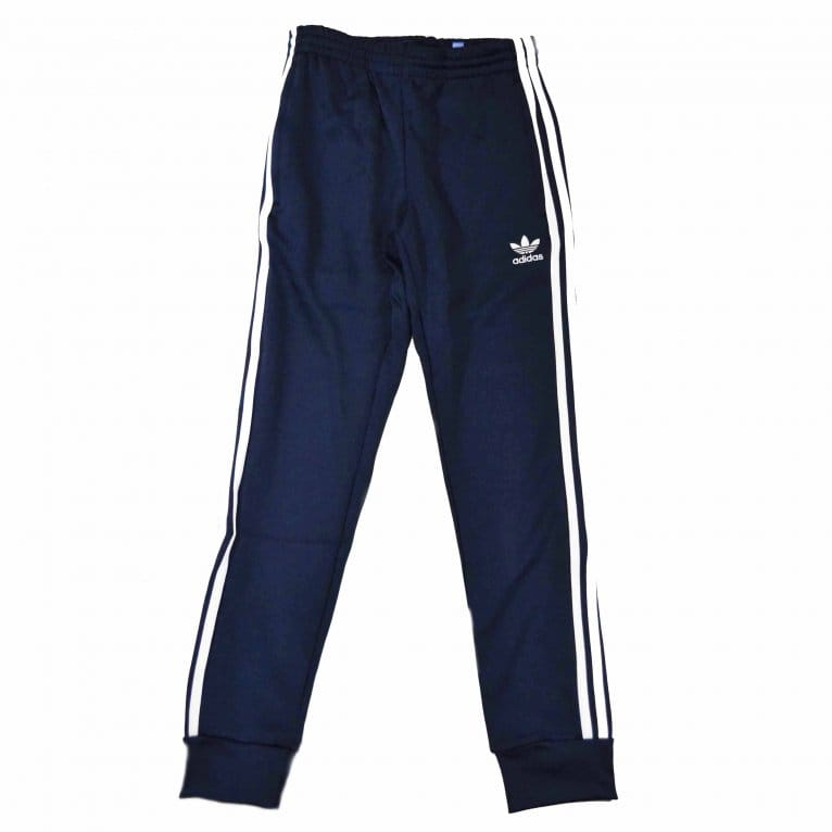 Adidas Originals Superstar Cuffed Track Pant Co Navy