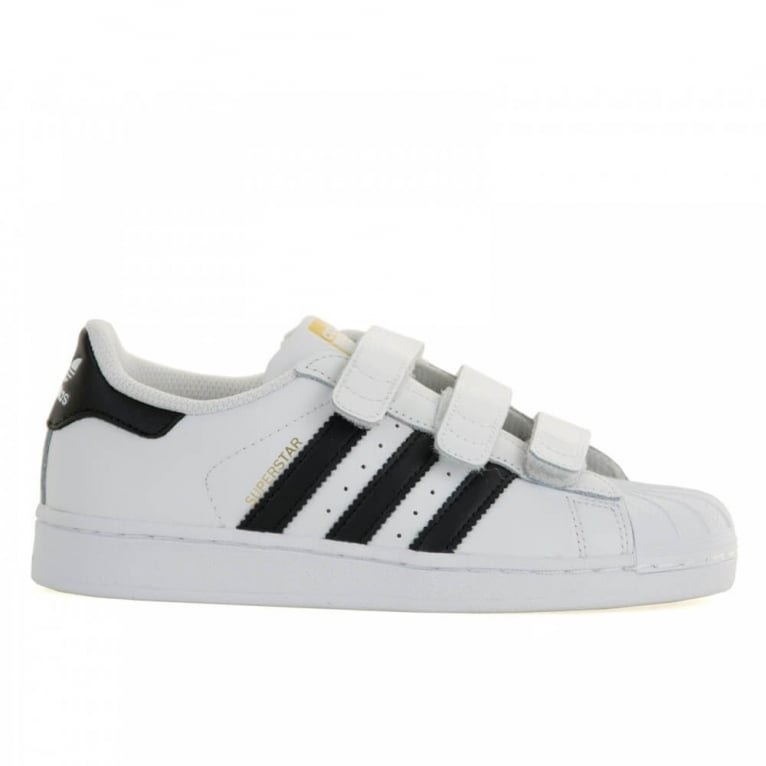 Adidas Originals Superstar Foundation Childrens White/Black