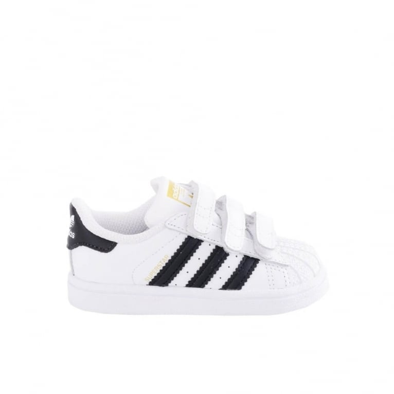Adidas Originals Superstar Foundation Infants - White/Black