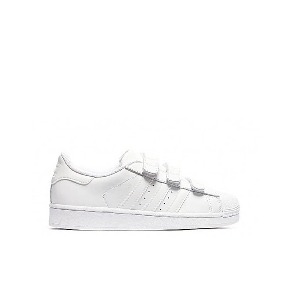 huge selection of 73018 155d8 Superstar Foundation Infants - White White