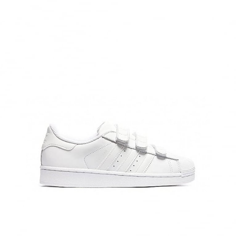 Adidas Originals Superstar Foundation Infants - White/White