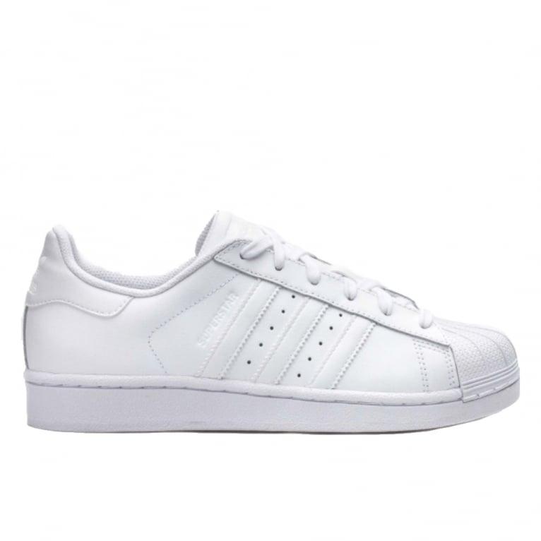 Adidas Originals Superstar Foundation Kids - White