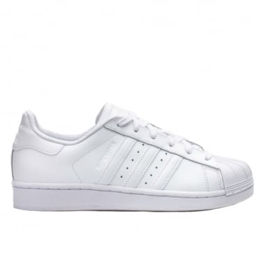 Superstar Foundation Kids - White