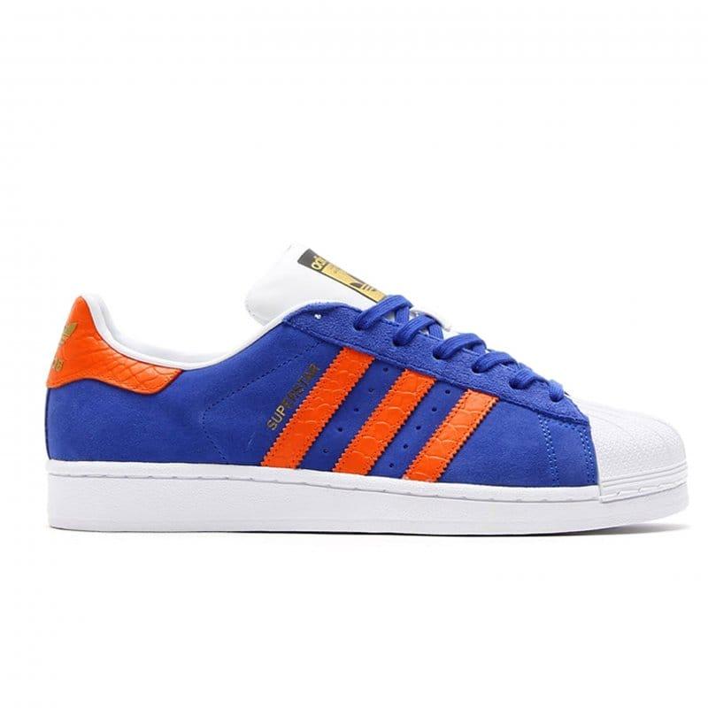 Adidas Originals Superstar Rival Blue