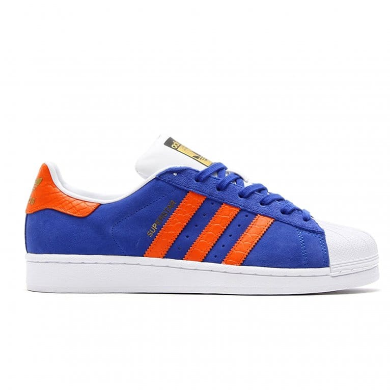 Adidas Originals Superstar Rival Blue/Orange