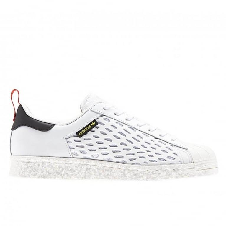 Adidas Originals Superstar Shield - White/White