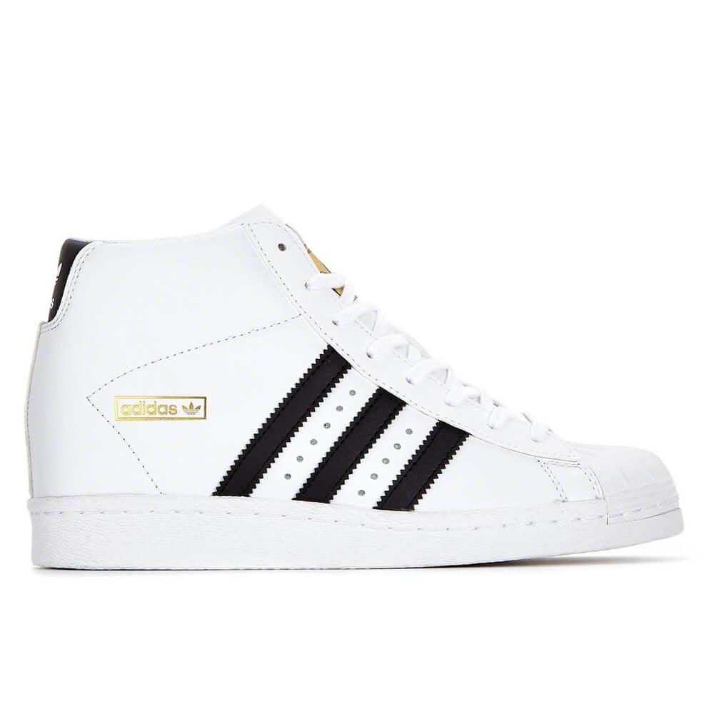 btuow Adidas Originals Superstar Up Womens White/Black