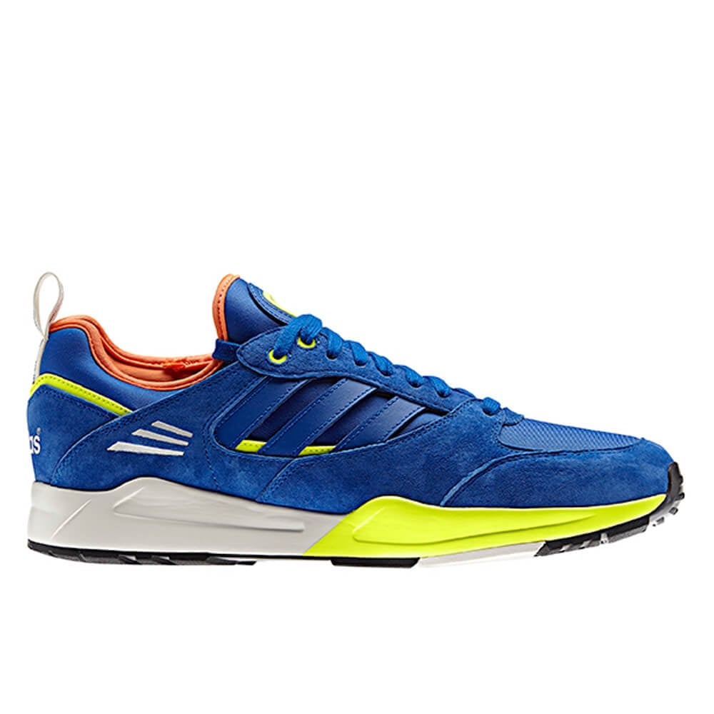 adidas originals blue tech super 2.0 running sneakers