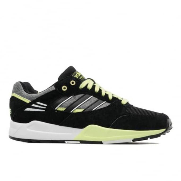 Adidas Originals Tech Super EF Womens Black/glow