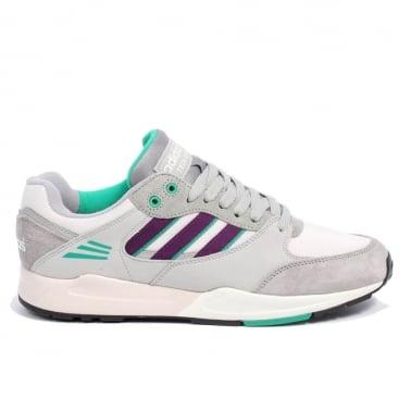 Tech Super Run White/Purple