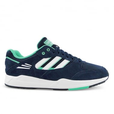 Tech Super Womens Dark Blue/White