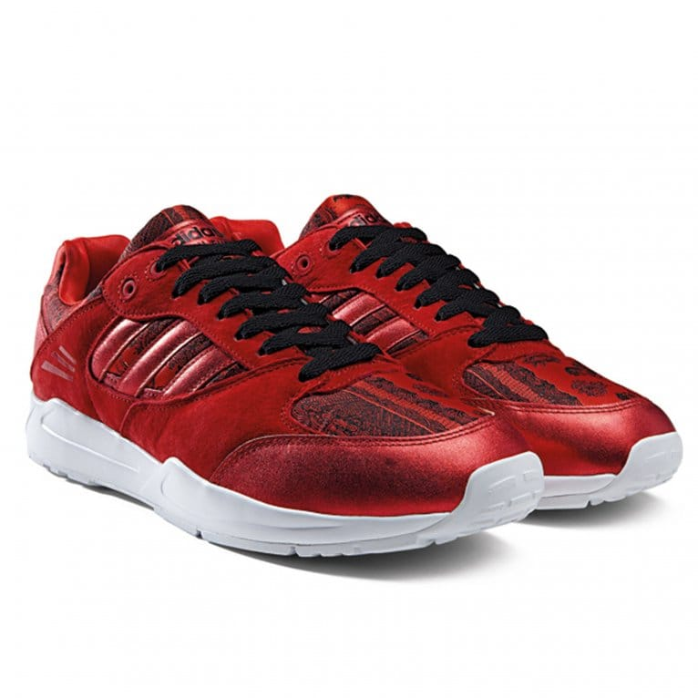 Adidas Originals Tech Super 'Year Of The Horse' - Light Scarlet