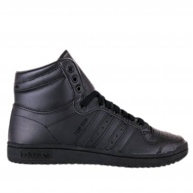 Top Ten Hi - Black/Black
