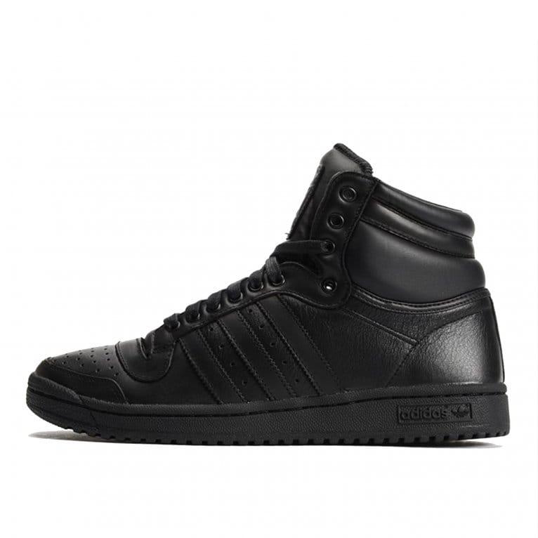 Adidas Originals Top Ten Hi - Black/Black