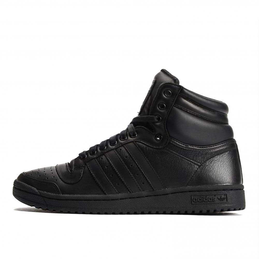 adidas originals top ten hi black black natterjacks. Black Bedroom Furniture Sets. Home Design Ideas
