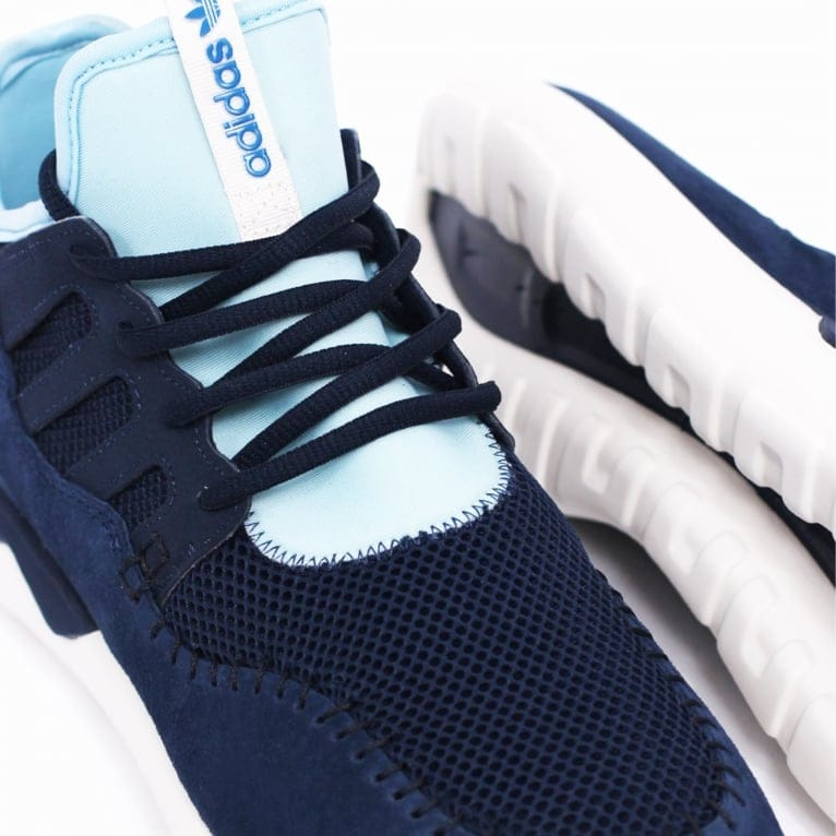 Adidas Originals Tubular Moc Runner - Collegiate Navy