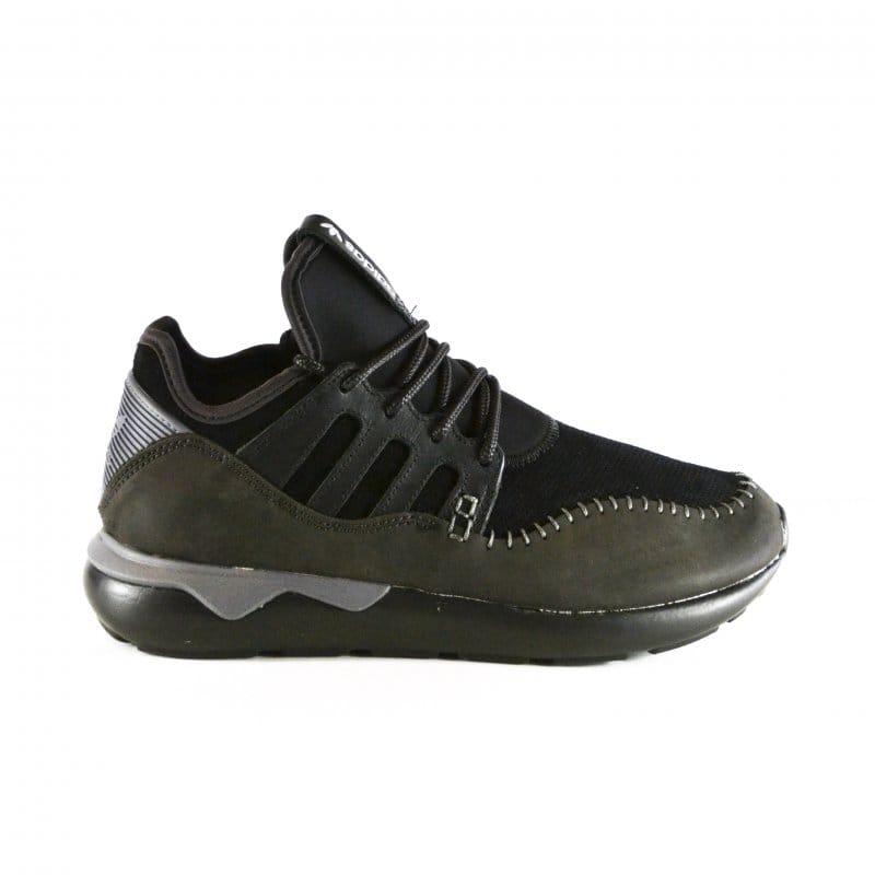 low cost 52574 91c5e adidas originals Tubular Moc Runner - Core Black
