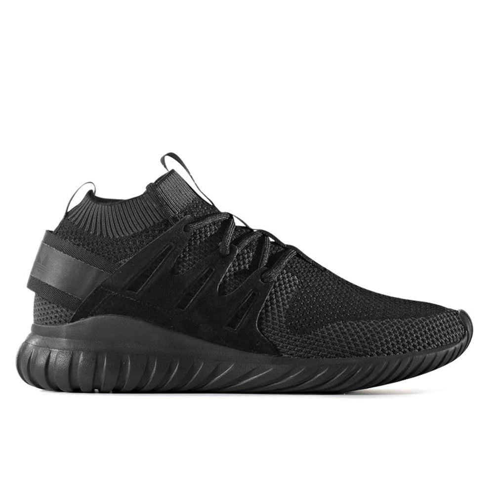 size 40 03136 63591 adidas originals Tubular Nova Primeknit - Black/Grey/Black