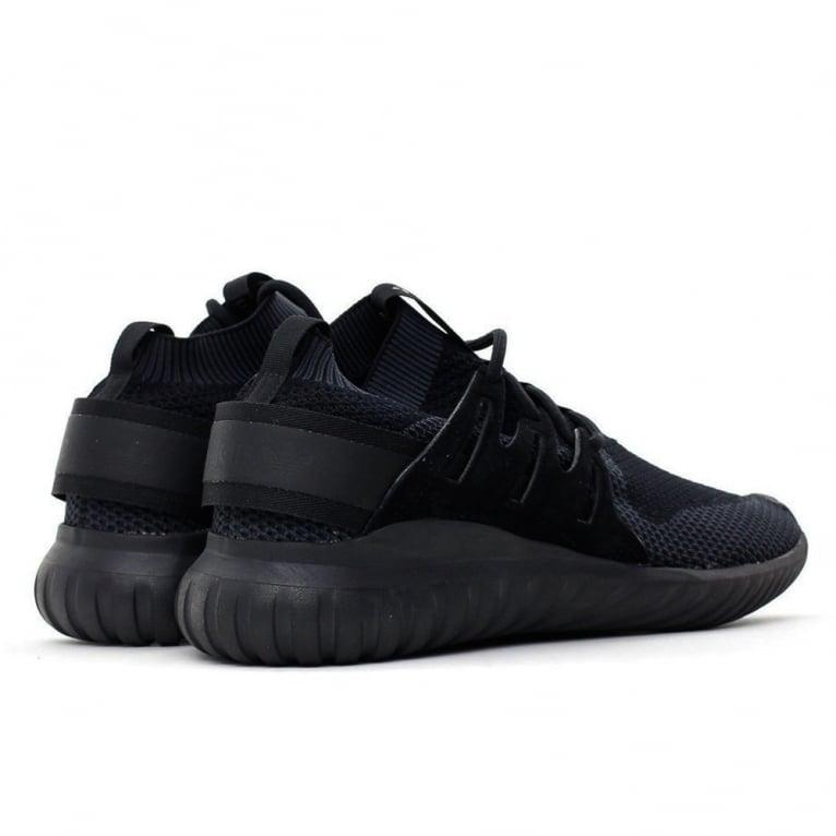 Adidas Originals Tubular Nova Primeknit - Black/Grey/Black