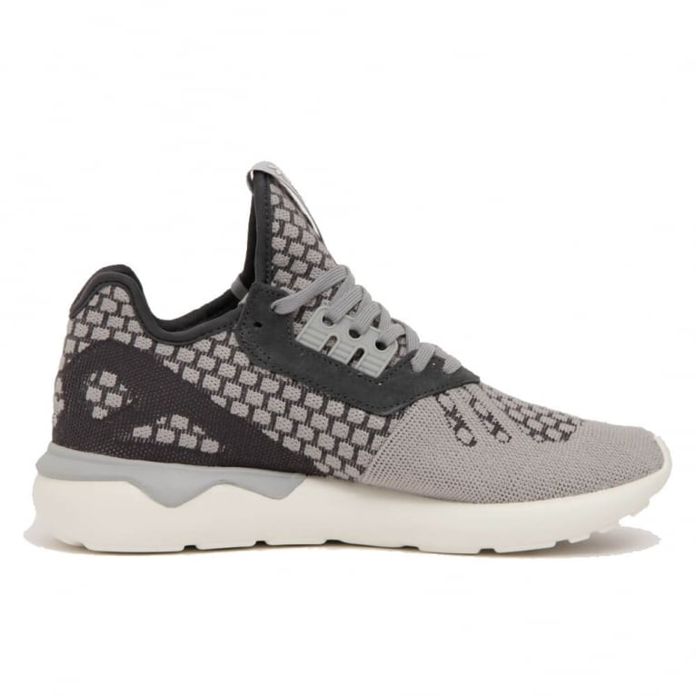Adidas Originals Tubular Primeknit - Grey/Grey
