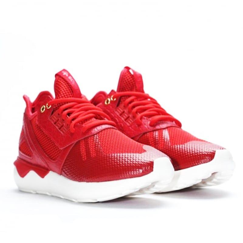 adidas originals Tubular Runner 'Chinese New Year' Power Red