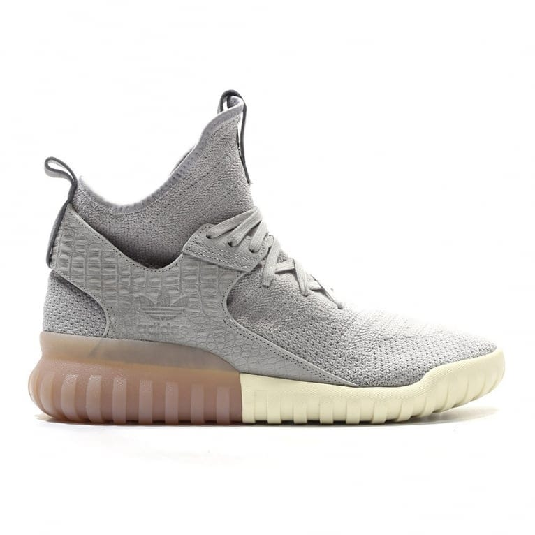 Adidas Originals Tubular X Primeknit Granite - Grey