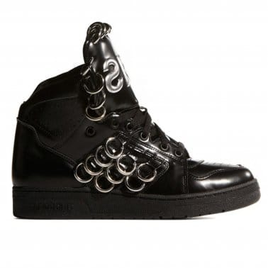 X Jeremy Scott Instinct Hi - Black